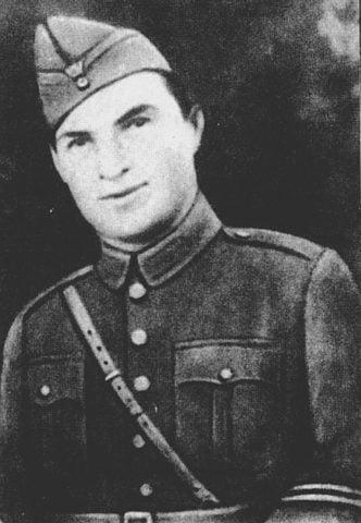 Πηγή εικόνας: el.wikipedia.org | Λοχίας Δημήτριος Ίτσιος, ο ήρωας της Μάχης των Οχυρών