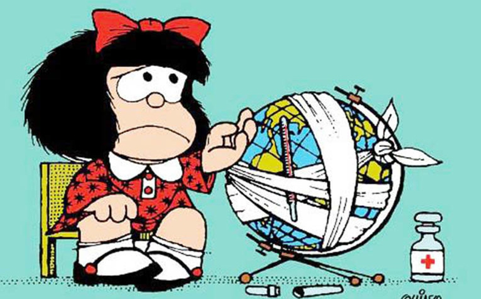 Η Mafalda σήμερα