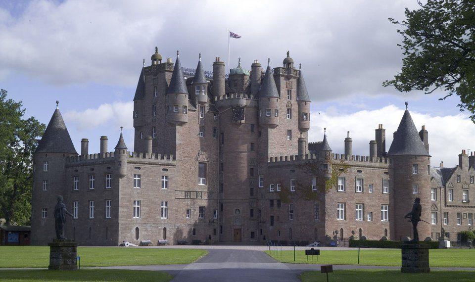 Σκωτία το στοιχειωμένο κάστρο