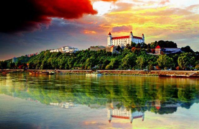 προορισμοί στην Ευρώπη για την Πρωτομαγιά του 2020 Μπρατισλάβα