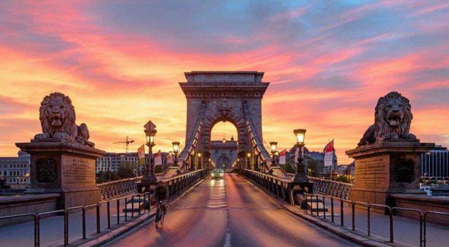 ανοιξιάτικοι προορισμοί στην Ευρώπη Βουδαπέστη