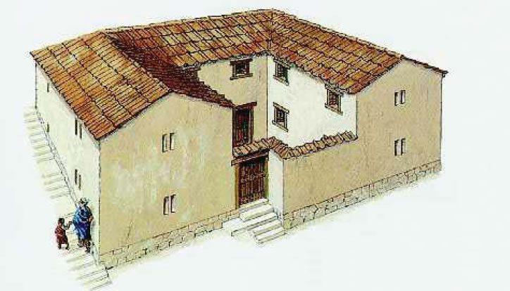 αρχαιοελληνικό αίθριο