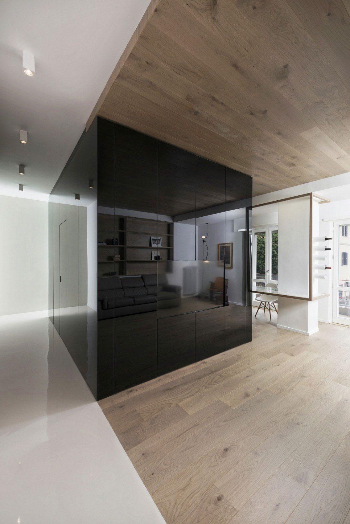 αρχιτεκτονική και καθρέφτης