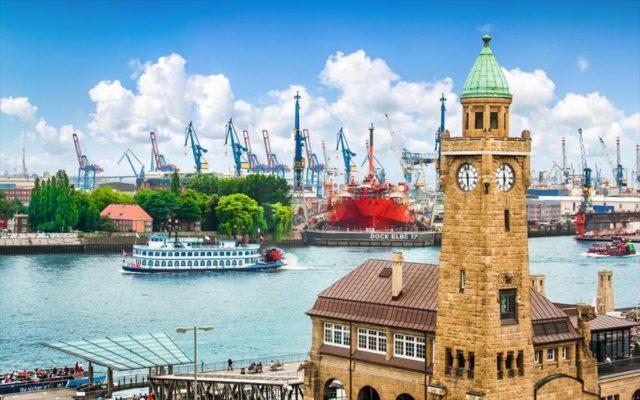 ανοιξιάτικοι προορισμοί στην Ευρώπη Αμβούργο