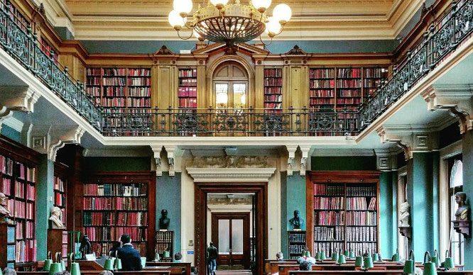 Οι πιο όμορφες βιβλιοθήκες του Λονδίνου