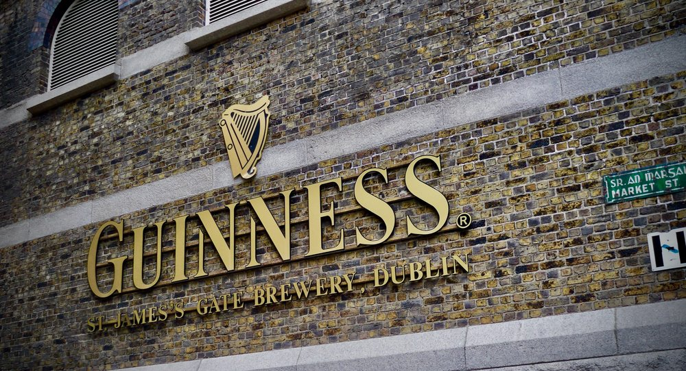 Guinness Storehouse Brewery