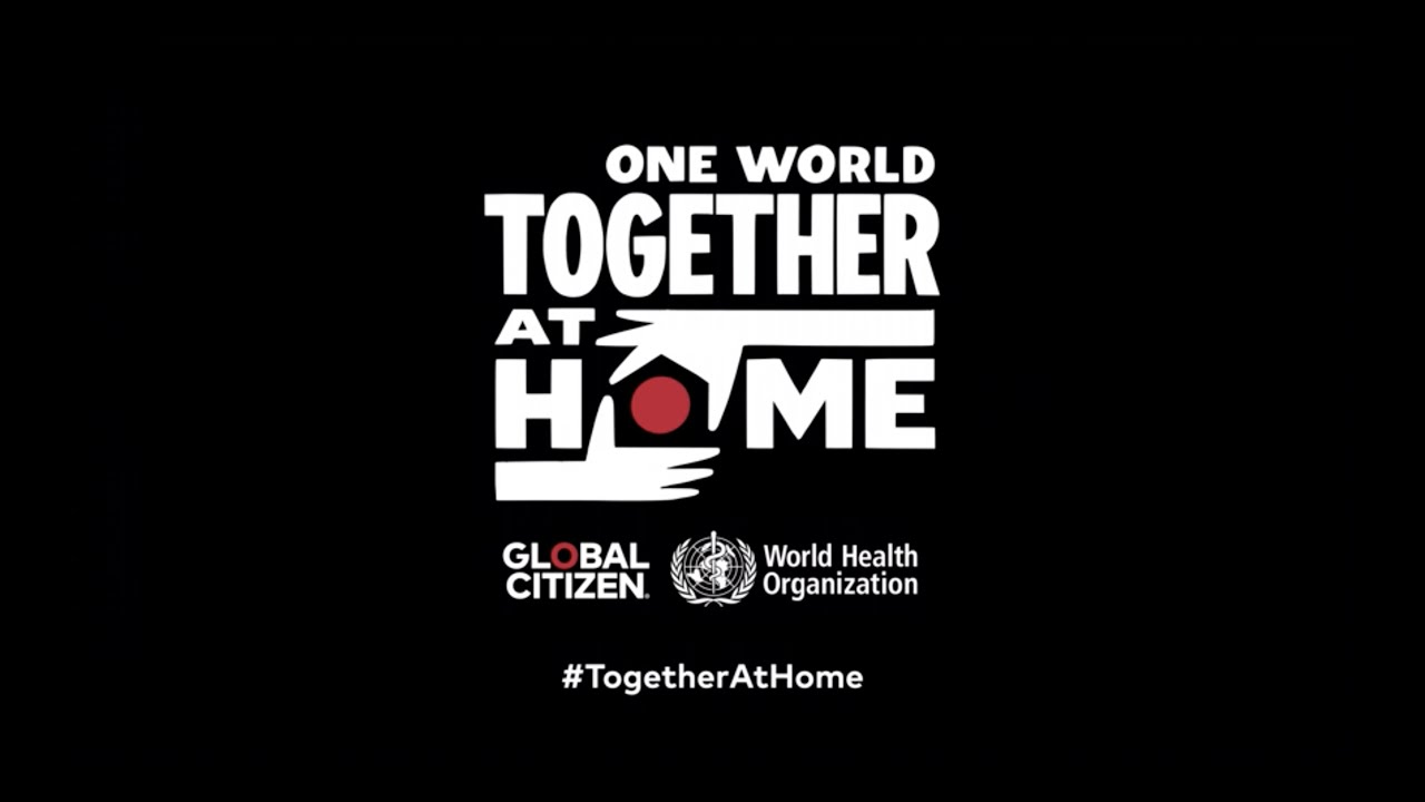 One World:Together At Home, συναυλία