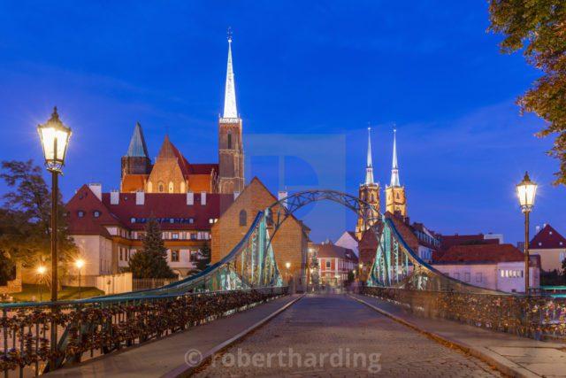 Βρότσλαβ Το καθεδρικό νησί στην πολύχρωμη παραμυθούπολη της Πολωνίας