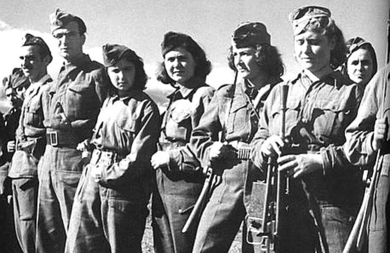 Οι Γυναίκες του Εμφυλίου Πολέμου (1946-1949)