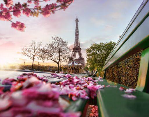 προορισμοί στην Ευρώπη για την Πρωτομαγιά του 2020 Παρίσι