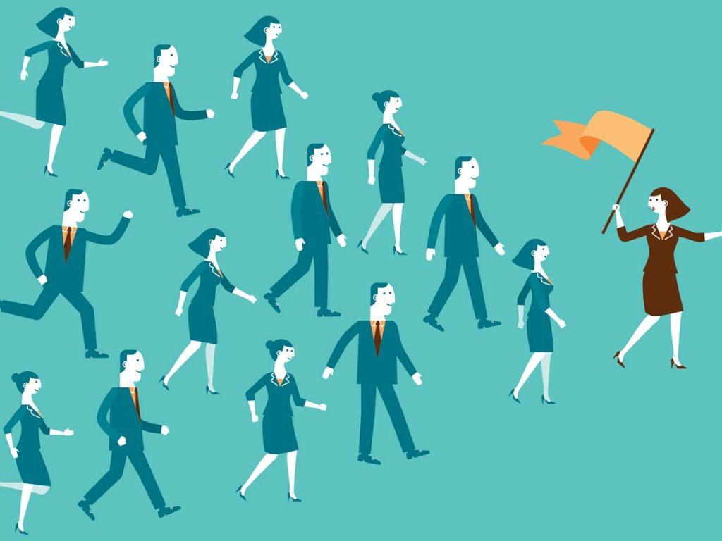 Ηγεσία : Γένους θηλυκού