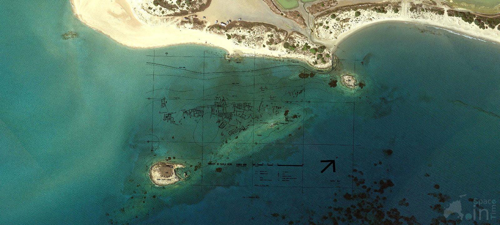 Το Παυλοπέτρι κρύβει την αρχαιότερη βυθισμένη πολη του κόσμου