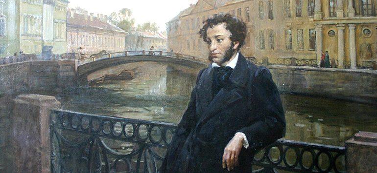 Πηγή εικόνας tsemperlidou.gr Πίνακας στον οποίο εικονίζεται ο Αλέξανδρος Πούσκιν