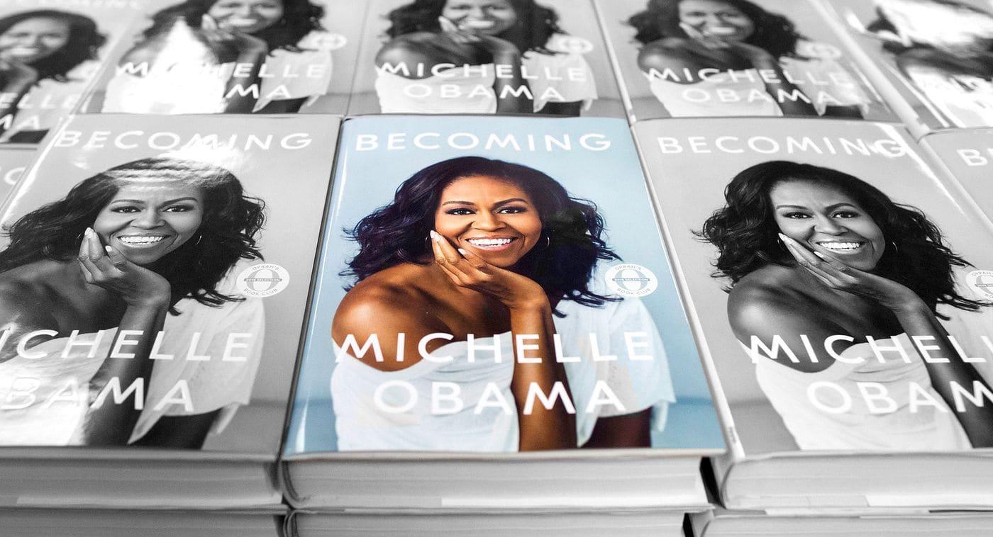 Michelle Obama: Becoming - Η δική μου ιστορία