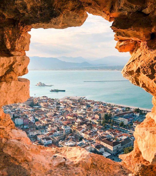 Το Ναύπλιο ιδανικός προορισμός για ένα διήμερο