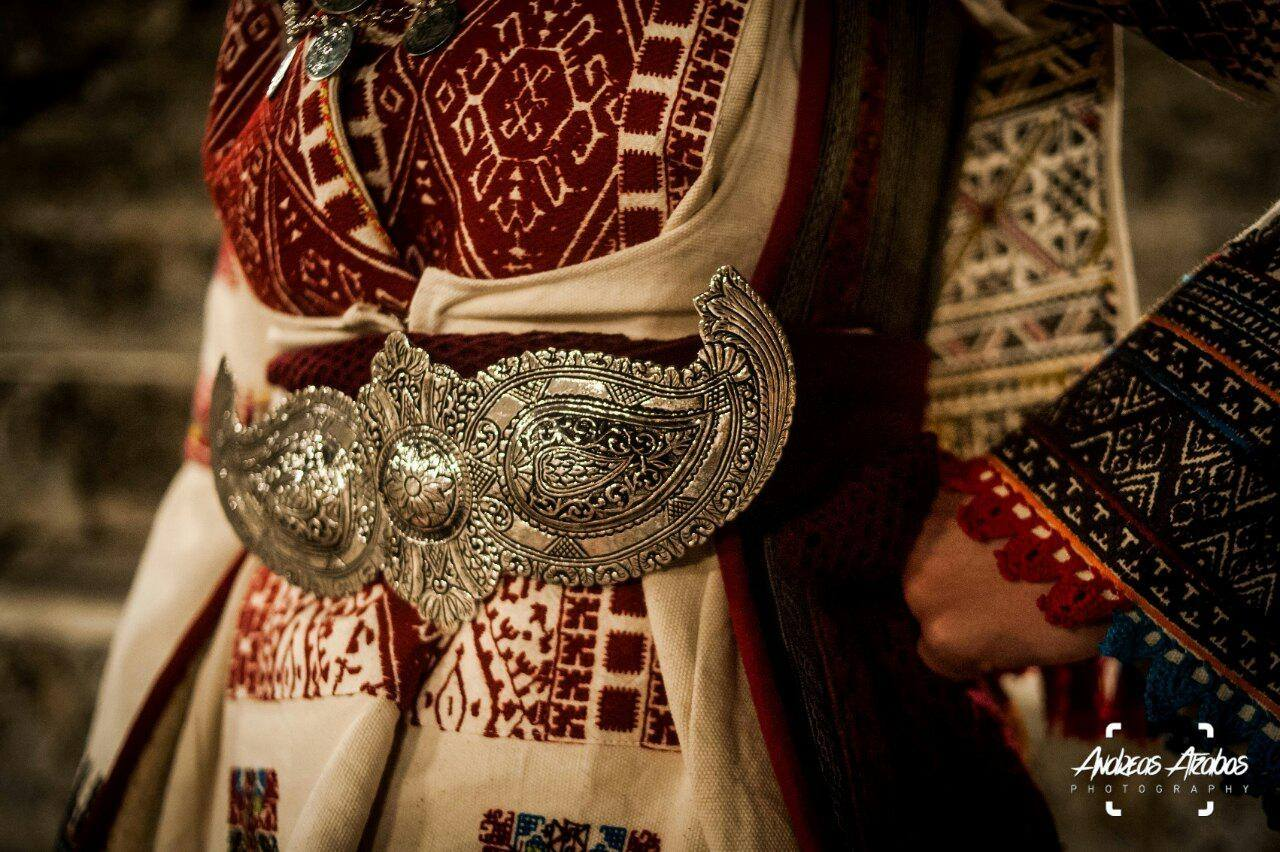 Φορεσιές της Πελοποννήσου