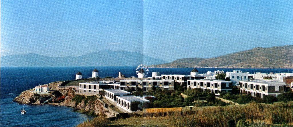 Άρης Κωνσταντινίδης, αρχιτεκτονική, εικόνες αρχιτεκτονικής