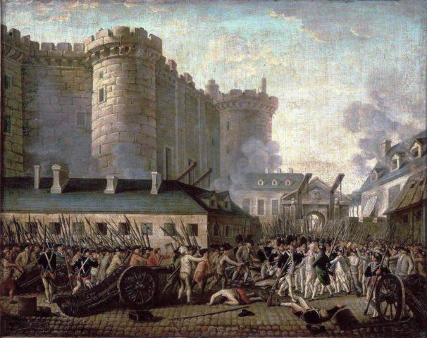 Πηγή εικόνας: timesnews.gr   Οι ηγέτες της Γαλλικής Επανάστασης ήταν ο Ροβεσπιέρος, ο Νταντόν και ο Μαρά.