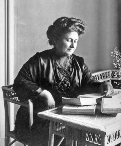 Μαρία Μοντεσσόρι.
