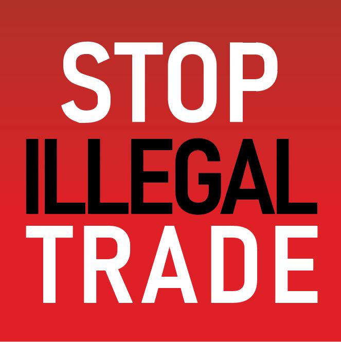 παράνομο εμπόριο και λαθροθηρία