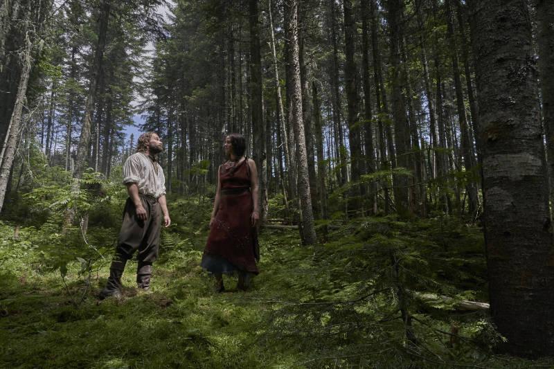 Οι άνθρωποι του δάσους