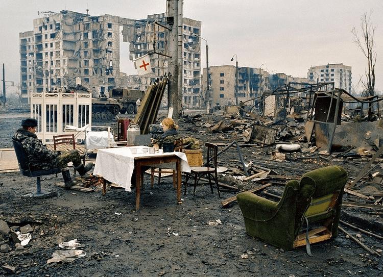 Τσετσενία