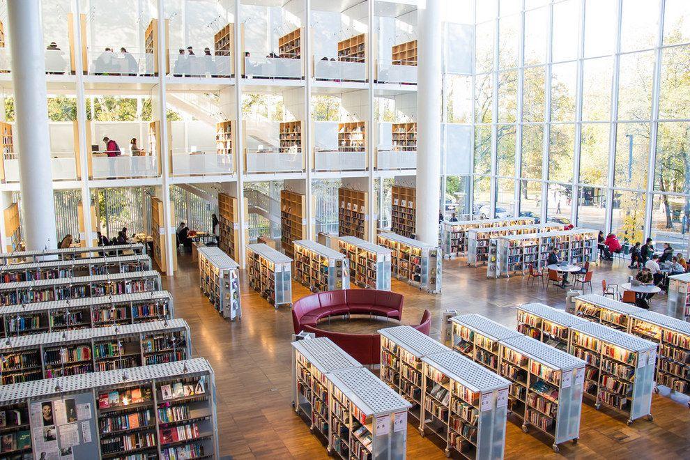 Βιβλιοθήκη Μάλμε