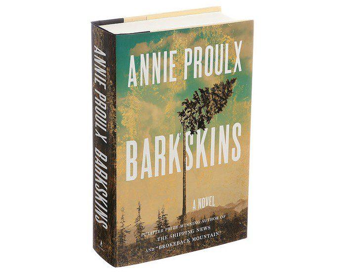 Barkskins βιβλίο