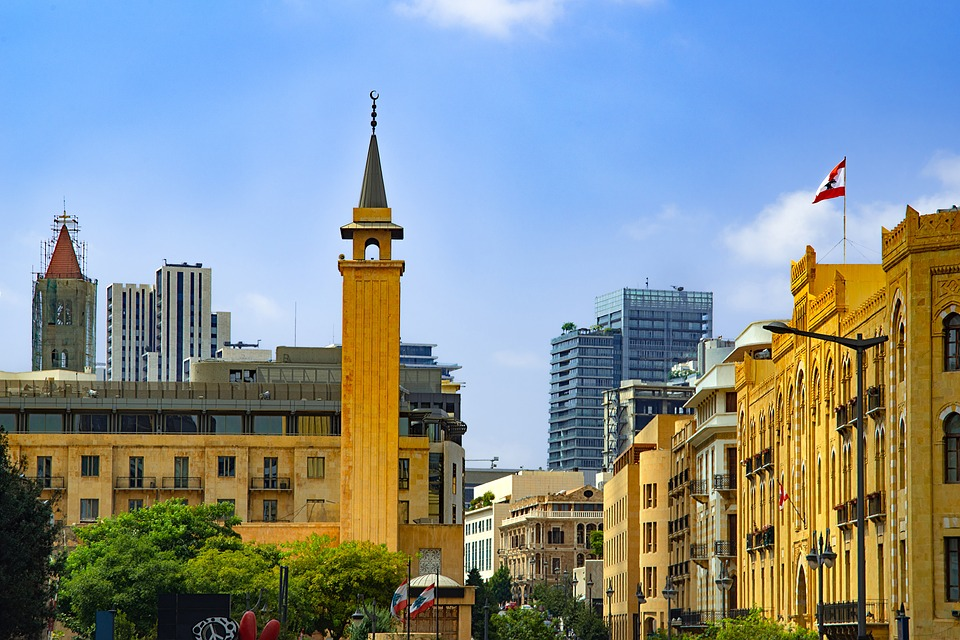 Cityscape Μέση Ανατολή