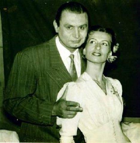 Πηγή εικόνας: thecaller.gr | Ο Ζαννίνο και η αγαπημένη του, Τζένη.