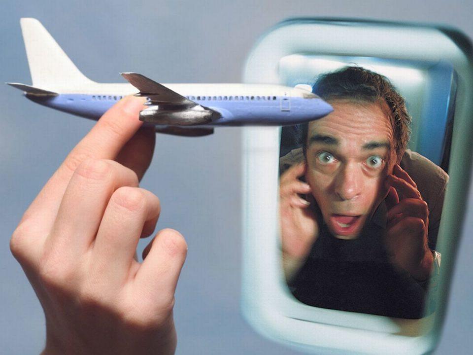 Ο φόβος του αεροπλάνου