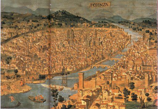 Πηγή εικόνας: hippodamos.edu.gr | Φλωρεντία.