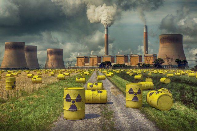 πυρηνικά απόβλητα