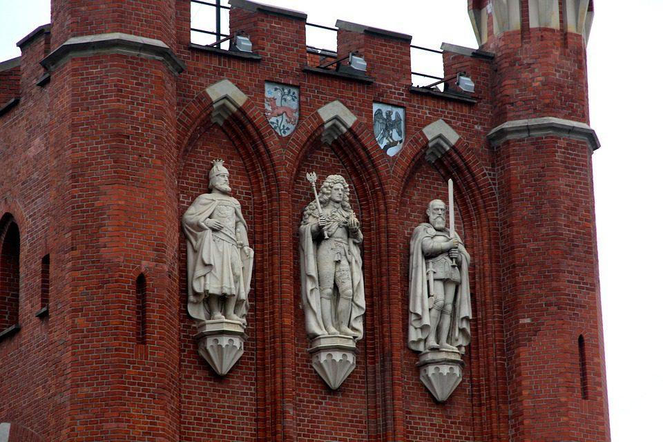 King's Gate Καλίνινγκραντ
