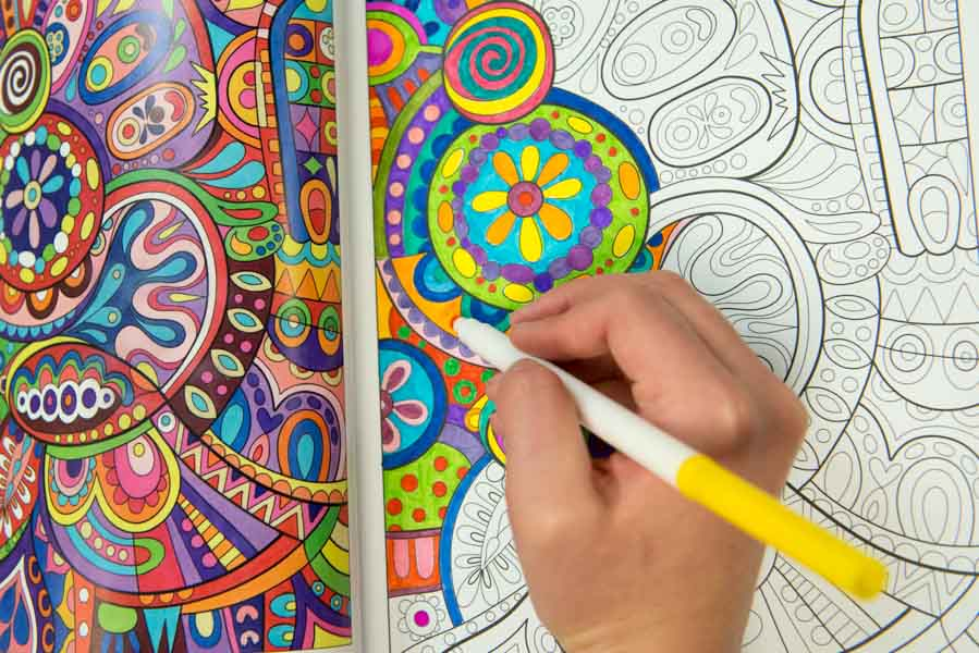 Θεραπεία Τέχνης Mandala