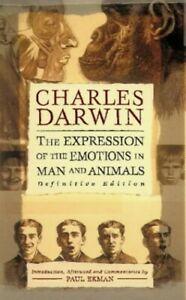 Το βιβλίο του Δαρβίνου για τα συναισήματα