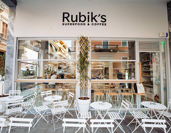 rubik's, vegan- friendly