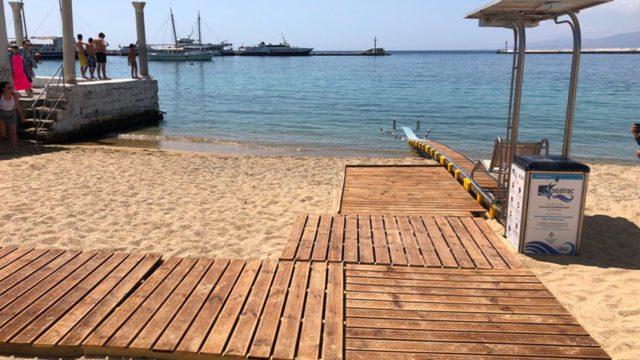 ΑμεΑ σε παραλίες
