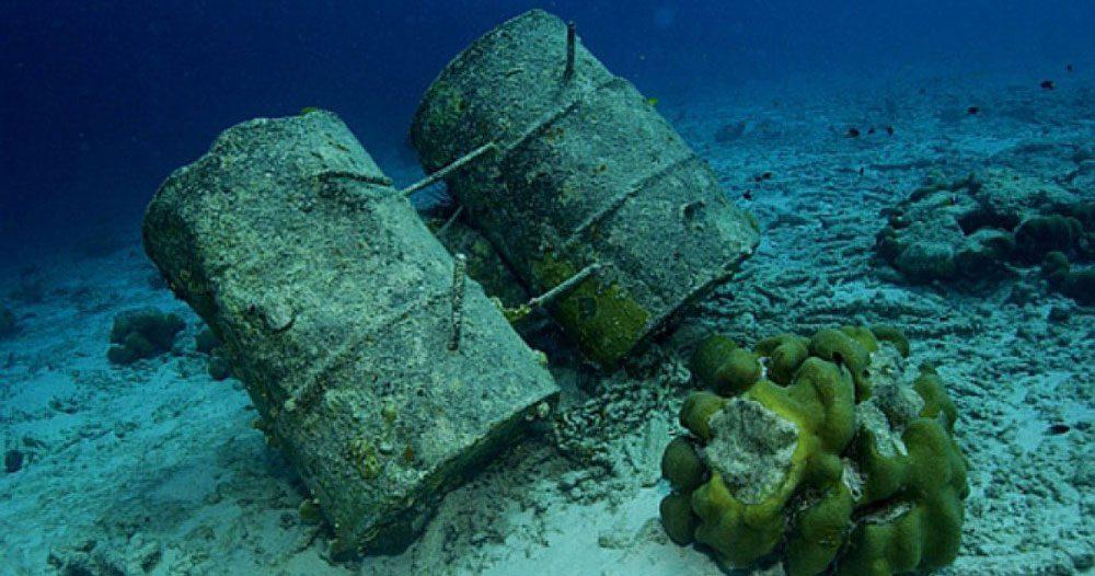 ραδιενεργός ρύπανση στους ωκεανούς