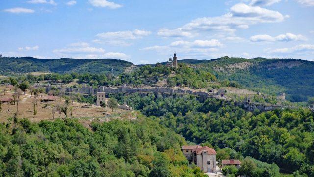 Tsarevets Fortress Ανατολική Ευρώπη