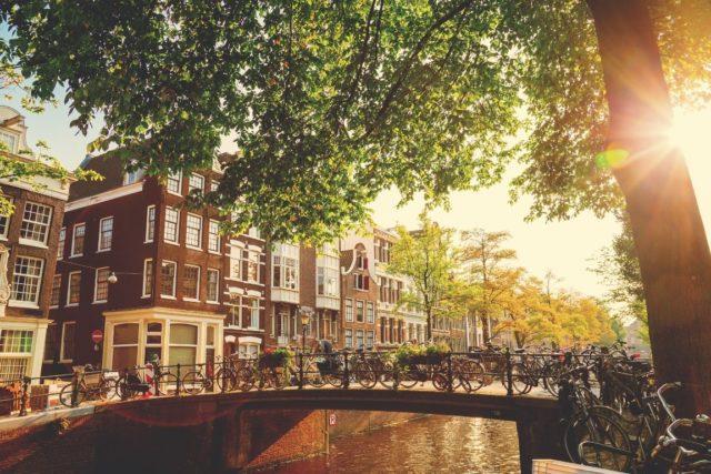 φιλικές προς το περιβάλλον πόλεις