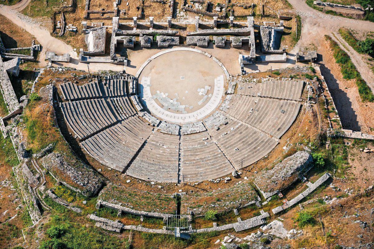 Αρχαίο Θέατρο Φιλίππων