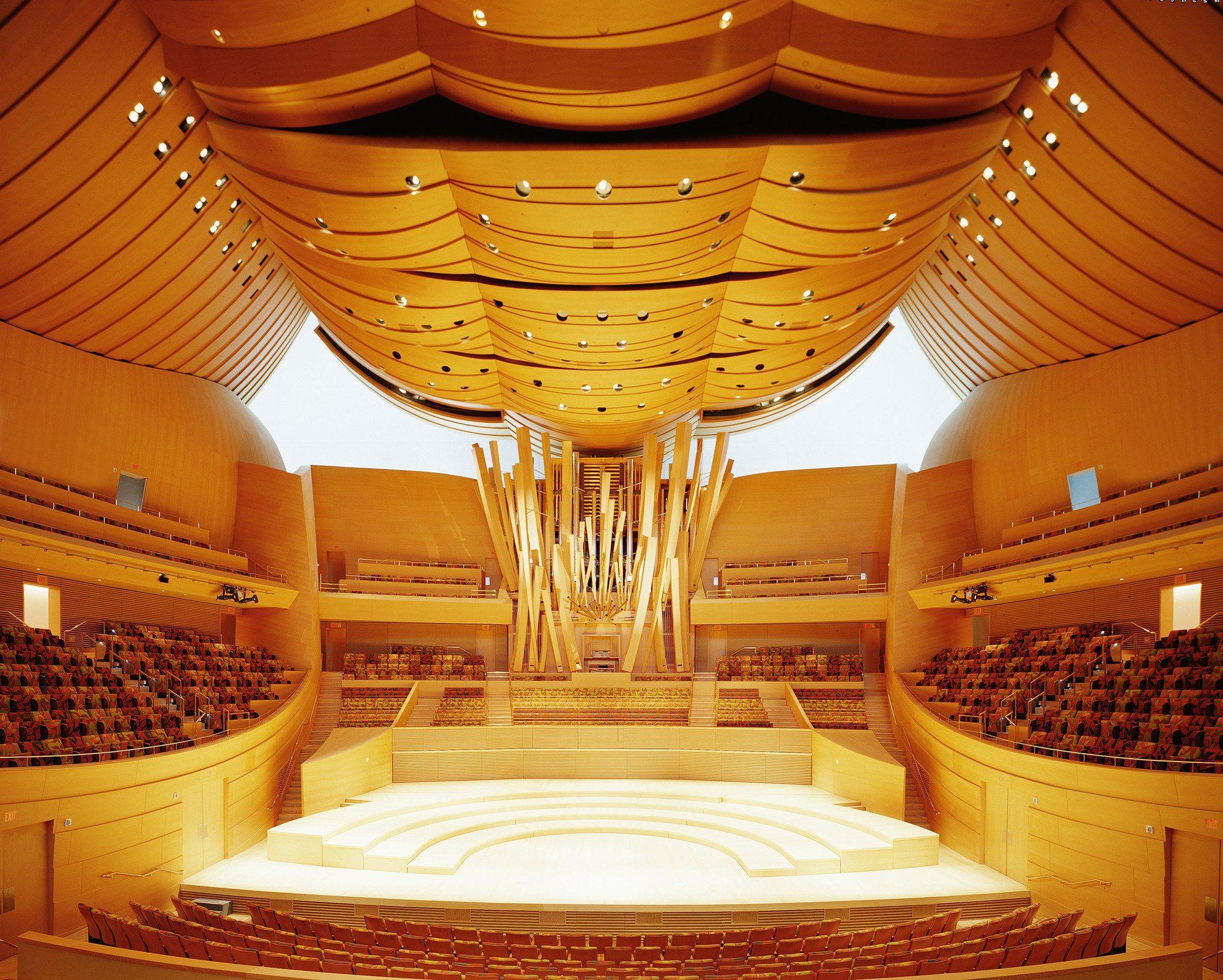 μέγαρο μουσικής - αρχιτεκτονικής