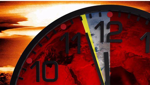 Το ρολόι του κόσμου χτυπά μεσάνυχτα