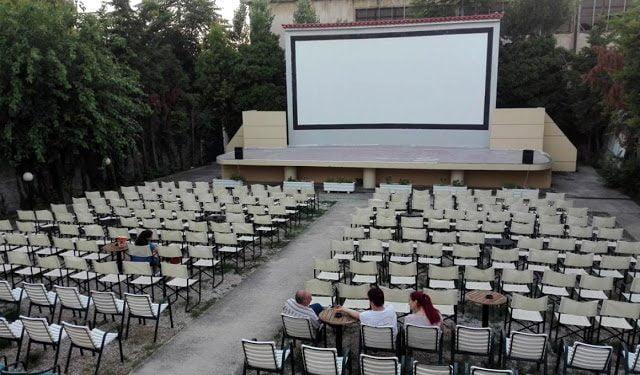 σινεμά, Αθήνα
