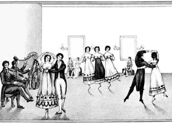 Χοροεσπερίδες