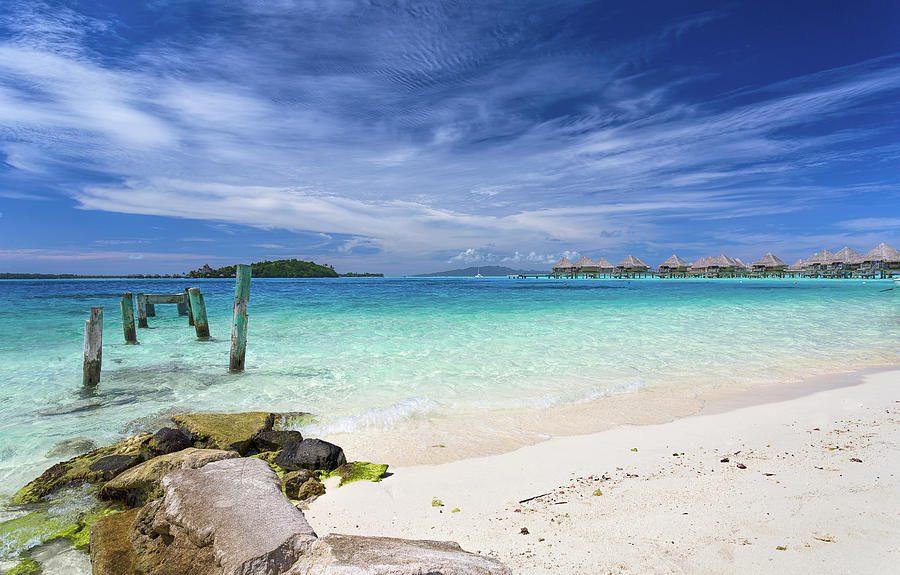 παραλία Matira