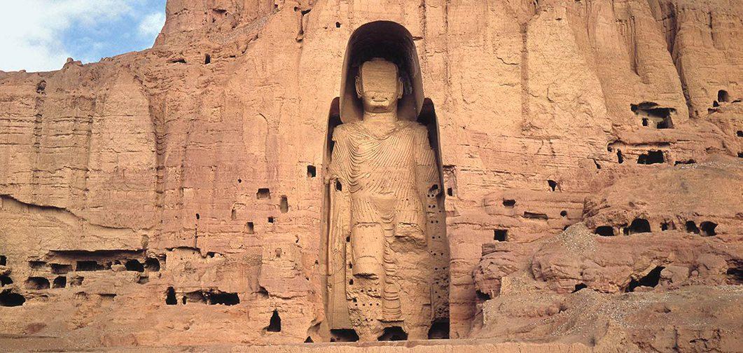 τα αγάλματα του Bamiyan