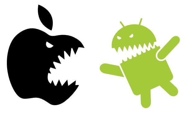 Android vs iOS: Διαφορές λειτουργικών συστημάτων