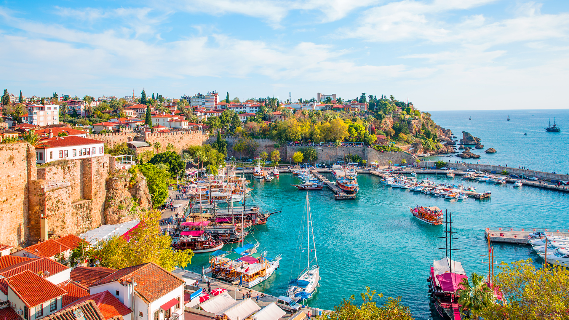 Αττάλεια: Ένας επίγειος παράδεισος στα παράλια της Μεσογείου